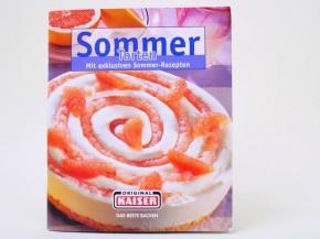 Buch Sommerkuchen