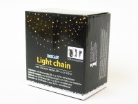 Lichterkette 120 LED ca. 16,9m