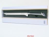Lachsmesser 25,5cm Geschenkbox