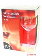 Weingläser 4er 50cl