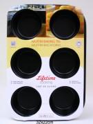 Muffinform 6er antihaft