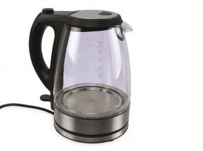Wasserkocher 1.7l  Glas LED 2200W