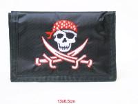 Geldbeutel Pirat 8,5x13cm