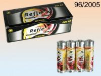 Batterie Mignon AA Alkaline Reflexx 4er
