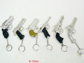 SK-Metallpistole 8-12cm sortiert