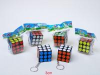 SK-Puzzlewürfel 3cm Punkte