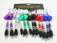 SK-Kugelschreiber ausziehbar sortiert