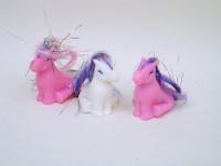 Pony 5cm sitzend sortiert