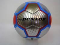 Fußball Dunlop metallic Gr.5 3-fach sortiert