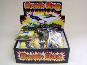 Knalltasche Bomb Bag