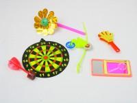 Spielwaren Kleinteile 5-fach sortiert