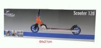 Scooter Hornet 120 Hudora blau/orange