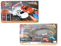Rennbahn mit 2 Autos