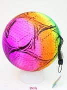 Aufblas-Fußball neon 20cm