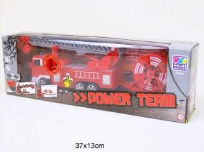 Feuerwehrauto Leiterwagen 20cm
