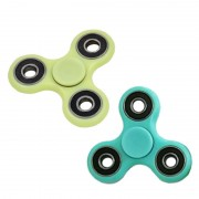Finger SpinnerZ Glow in Dark 7.5cm 2-fach sortiert