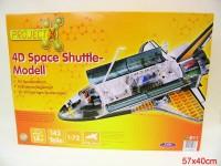 Space Shuttle Modell 4D 1:72