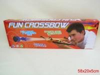 Kinder Fun Armbrust orange