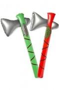 Aufblas-Tomahawk 75cm 2 Farben