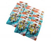 Minions Sammelfiguren Blind Bag sortiert
