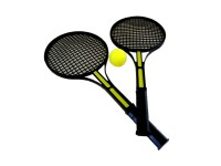 Softball Tennisspiel