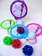 Skip Ball Spiel 4 Farben sortiert