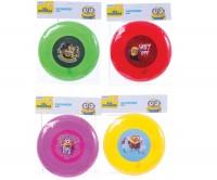Minions Frisbee 20cm 4-fach sortiert