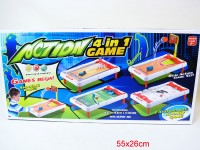 Action Spiel 4in1 55x26cm