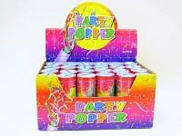 Party Popper 20cm im Display