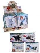 Puzzle 3D Kampffllugzeug sortiert