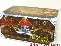 Piratenschatzkiste 20tlg