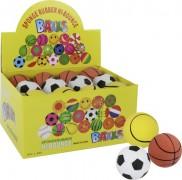 Springball Sport 6cm 3-fach sortiert