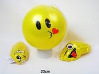 Aufblas-Ball Smile 23cm