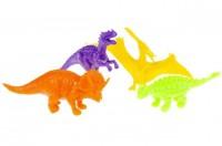 Saurierfiguren 8-10cm farbig sortiert