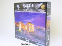 Puzzle Clementoni Multimedia 1000tlg sortiert