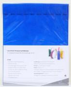 Tystar Eintrittsbänder 25cm blau 100 St.