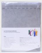 Tystar Eintrittsbänder 25cm silber 100 St.