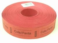 Rollen-Gutscheine Cola/Fanta 1000er Roll