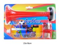 Drucklufthorn 34cm zum pumpen geblistert