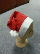 Weihnachtsmütze Bommel/Glocke