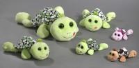 Schildkröte große Augen 28cm 3-fach sortiert