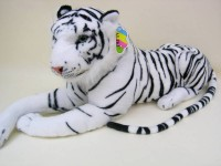 Tiger 60cm weiss liegend