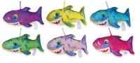 Haifisch 23cm 8-fach sortiert