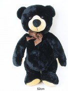 Schwarzbär stehend 52cm
