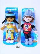 Plüsch Playmobilfiguren 30cm 8-fach sortiert