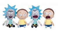 Rick  & Morty 25cm 4-fach sortiert