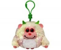 Monstaz Bag Clip Lola rosa/gelb 8.5cm TY