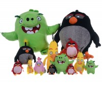 Angry Birds Movie 38cm sortiert