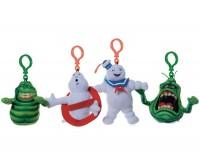 Ghostbusters 15cm mit Bagclip sortiert