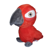 Papagei 20cm 3-fach sortiert